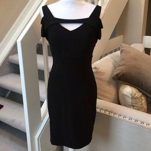Dresses & Skirts - Black cocktail dress size 6